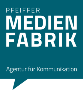 Logo Pfeiffer Medienfabrik